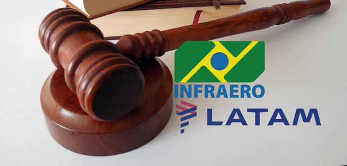 SRTE notifica Latam e Infraero por irregularidades