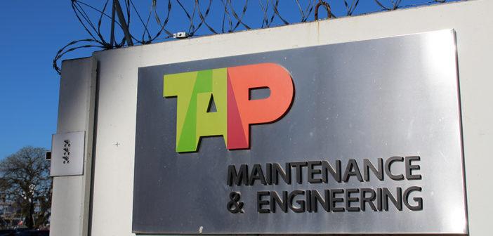 Segurança do trabalho da TAP ME é reforçada