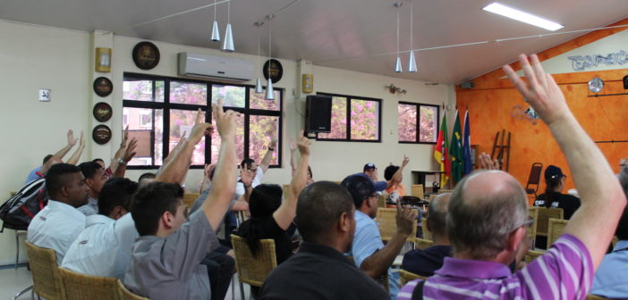 Vitória dos trabalhadores, da união e da mobilização