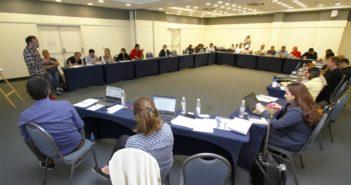 Sindicato participa de reuniões  e dá início a campanha salarial