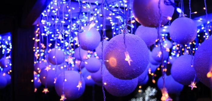 Natal Luz para os aposentados