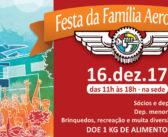 Festa da família aeroviária