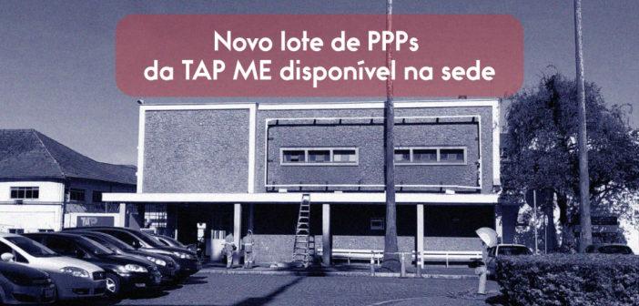 Novo lote de PPPs da TAP ME está disponível na sede