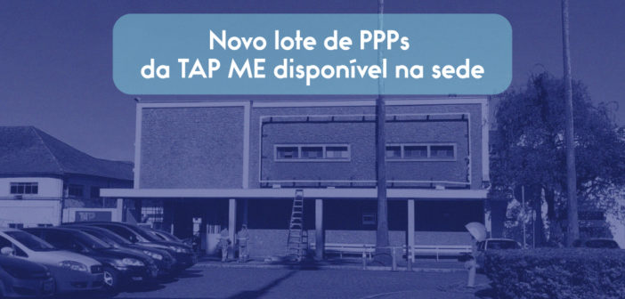 6 novos PPPs de trabalhadores da TAP ME estão disponíveis na sede do Sindicato