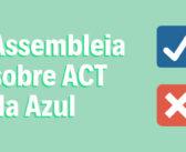 Azul propõe ACT; assembleia deve acontecer ainda em fevereiro
