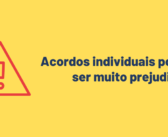 Acordos viabilizados por Medida Provisória requerem cautela dos aeroviários