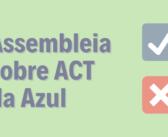 Azul propõe renovação de ACT que altera jornadas; assembleia acontece na quinta (11)
