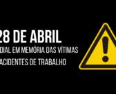 28 de abril usa memória como ferramenta de aprendizado