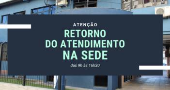 Sede do Sindicato reabrirá para atendimentos na quarta (1°)