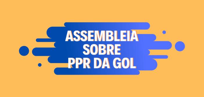 Gol propõe índice PPR; Sindicato realiza assembleia na terça (4)