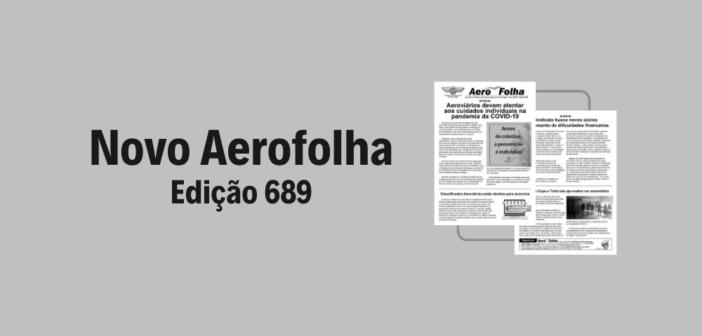 Novo Aerofolha resume a quinzena dos aeroviários