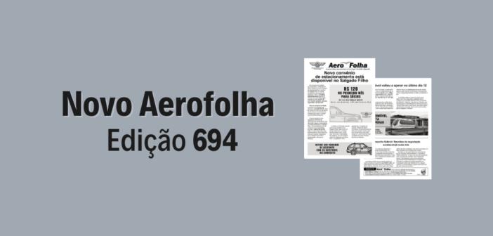 Convênio de estacionamento, aeromóvel e Campanha Salarial são notícias no Aerofolha