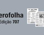 Aerofolha 707: Assembleias de Prestação de Contas e Mecânicos de Manutenção são notícia