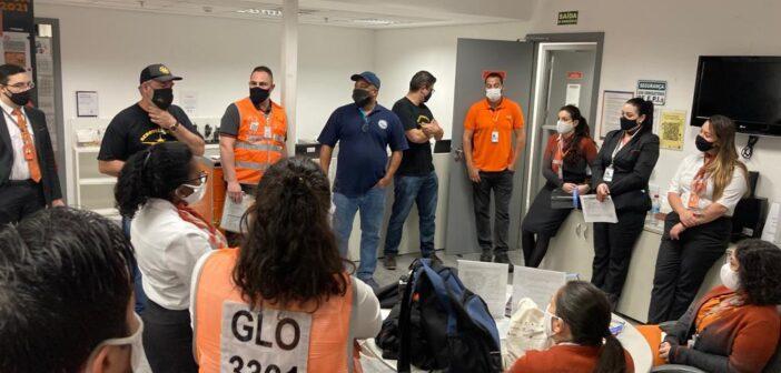 CAMPANHA SALARIAL: Trabalhadores aprovam reivindicações em assembleia